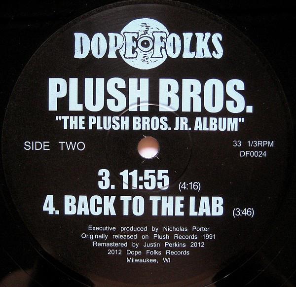 Plush Bros. - The Plush Bros. Jr. Album (Side B)