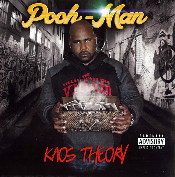 Pooh-Man - Kaos Theory (Front)