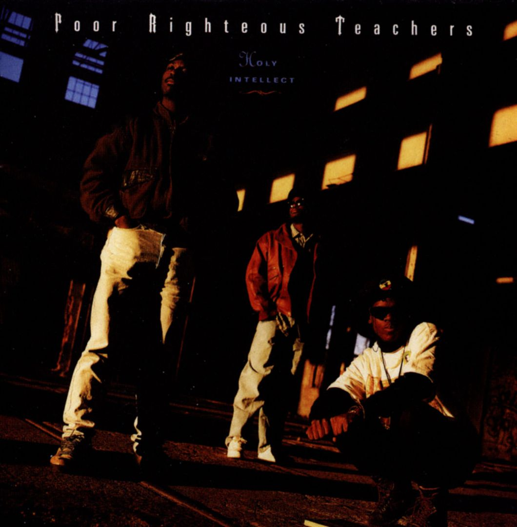 Poor Righteous Teachers - Holy Intellect (Front)