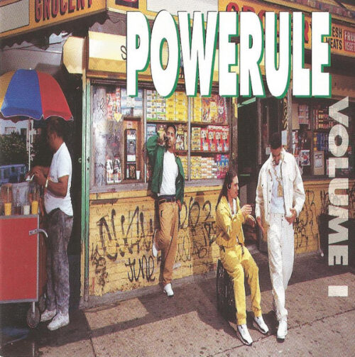 Powerule - Volume 1 (Front)