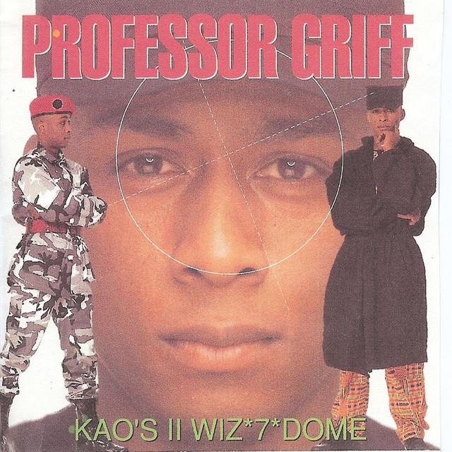 Professor Griff - Kao's II Wiz 7 Dome
