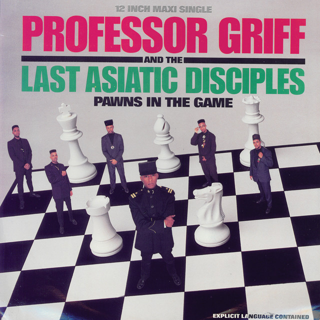 Professor Griff & L.A.D. - Pawns In The Game