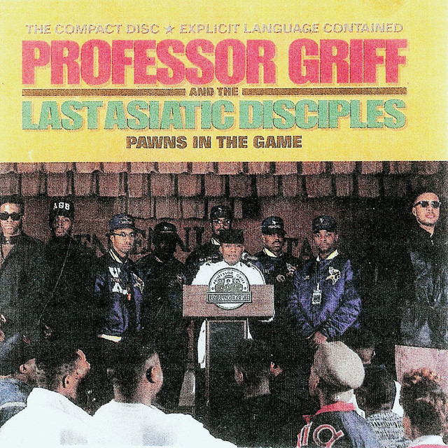 Professor Griff & LAD - Pawns In The Game