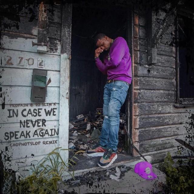 Propain & DJ Slim K - In Case We Never Speak Again (ChopNotSlop Remix)