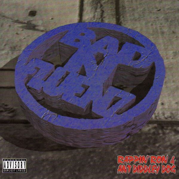 Rappin' Ron & Ant Diddley Dog - Bad N-Fluenz (Front)
