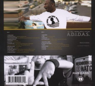 Ras Kass & DJ Rhettmatic - A.D.I.D.A.S. (All Day I Dream About Spittin) [Back]