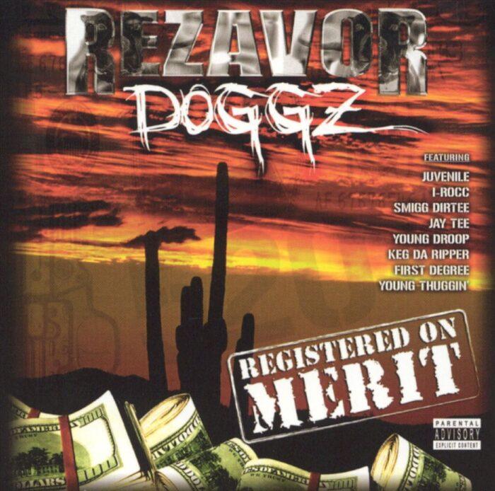 Rezavor Doggz - Registered On Merit (Front)
