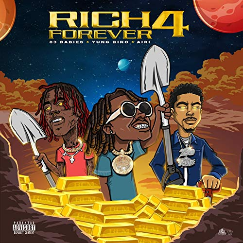Rich The Kid, Famous Dex & Jay Critch - Rich Forever 4