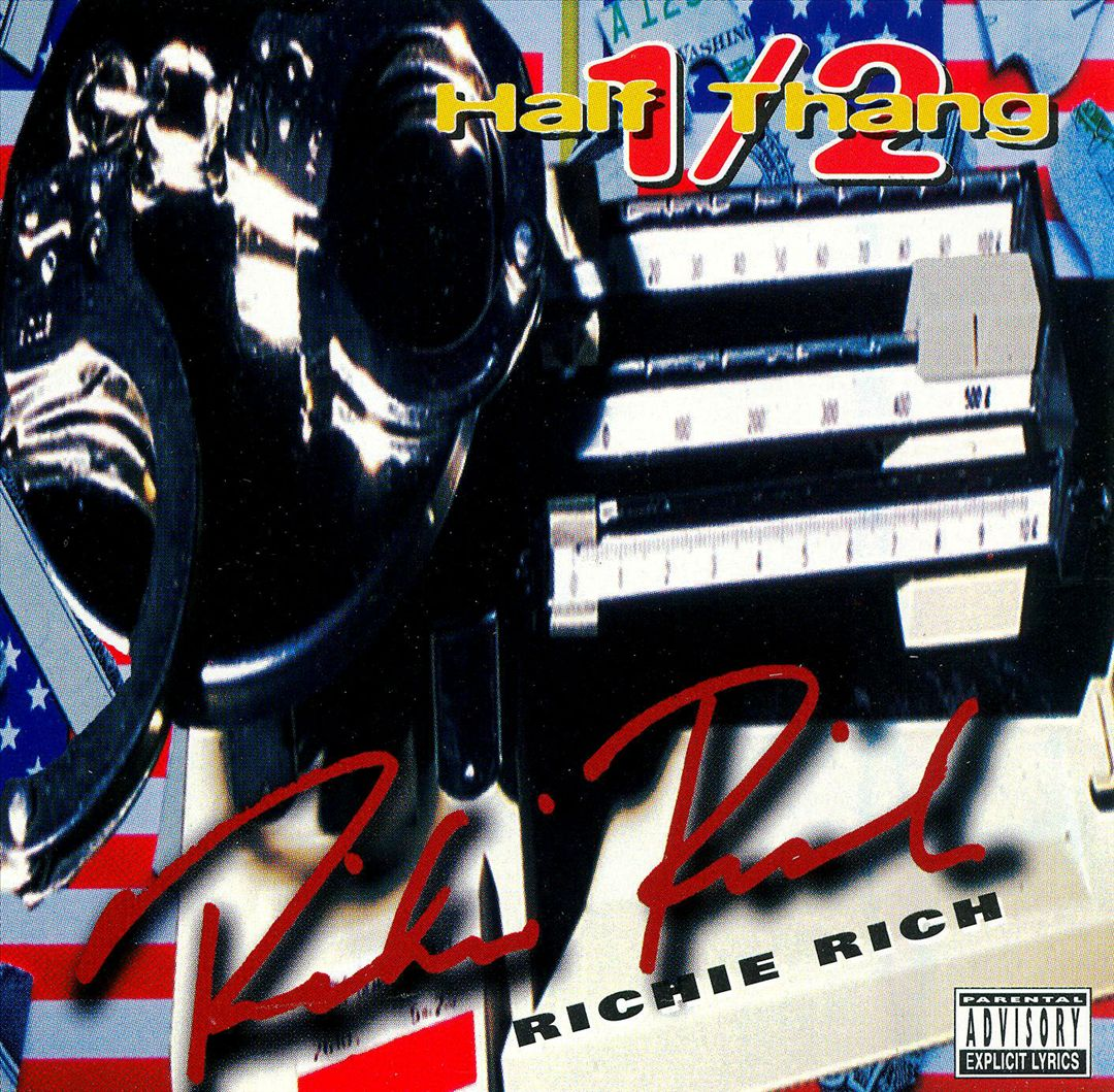 Richie Rich - 12 (Half Thang) [Front]
