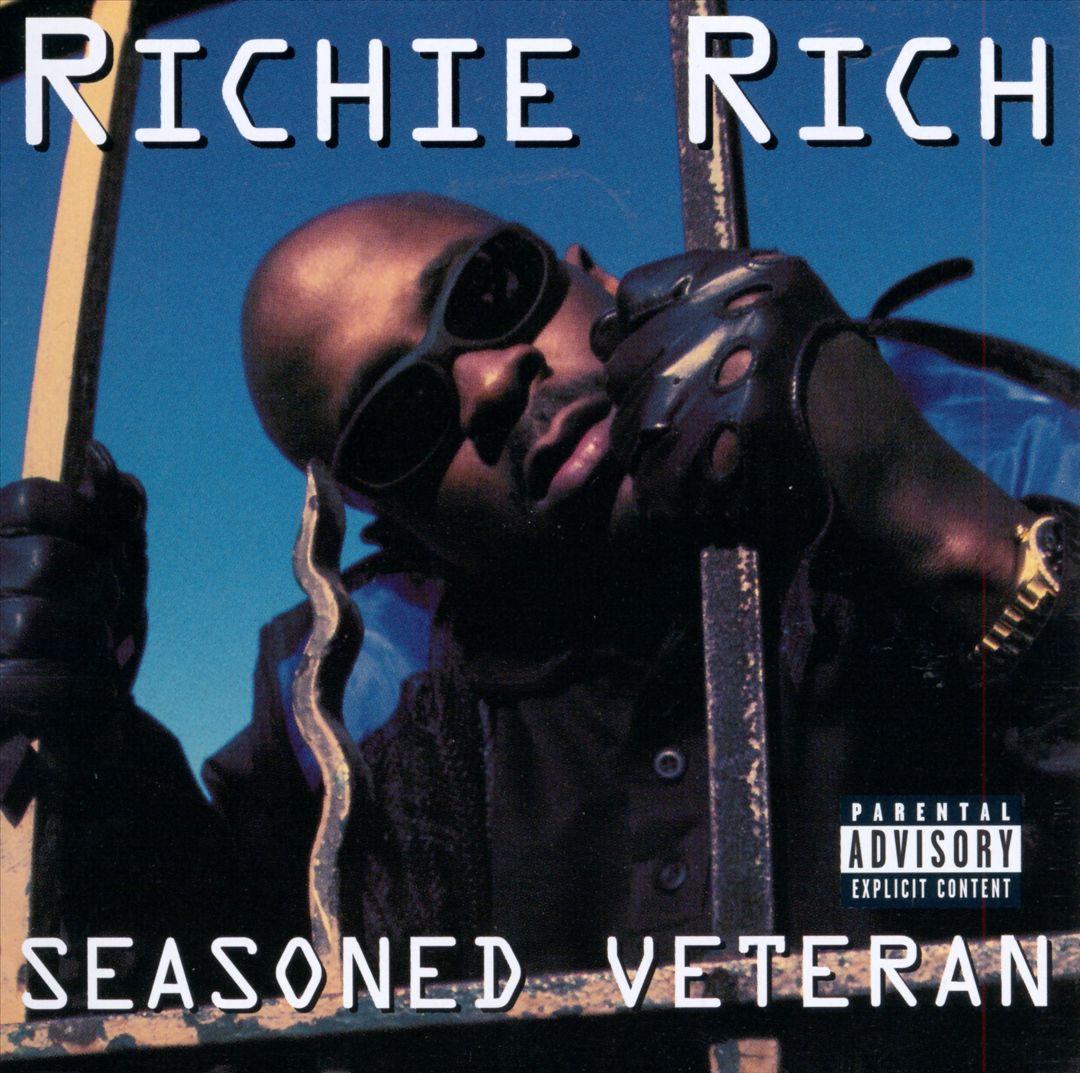Richie Rich - Seasoned Veteran (Front)
