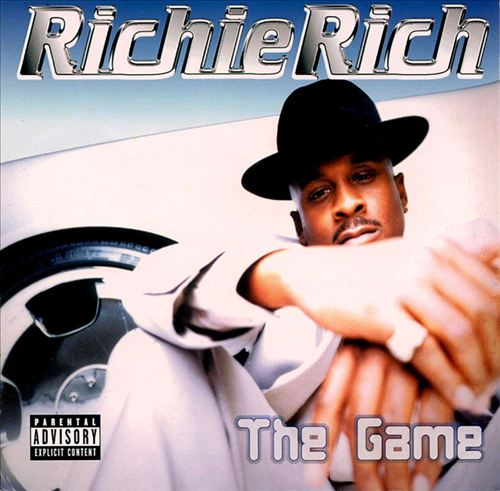 Richie Rich - The Game (Front)