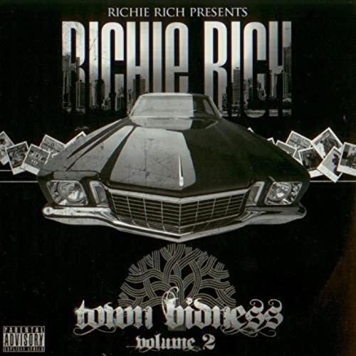 Richie Rich - Town Bidness Volume 2