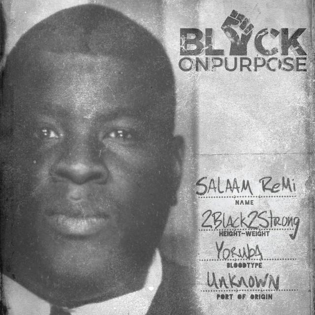 Salaam Remi - Black On Purpose