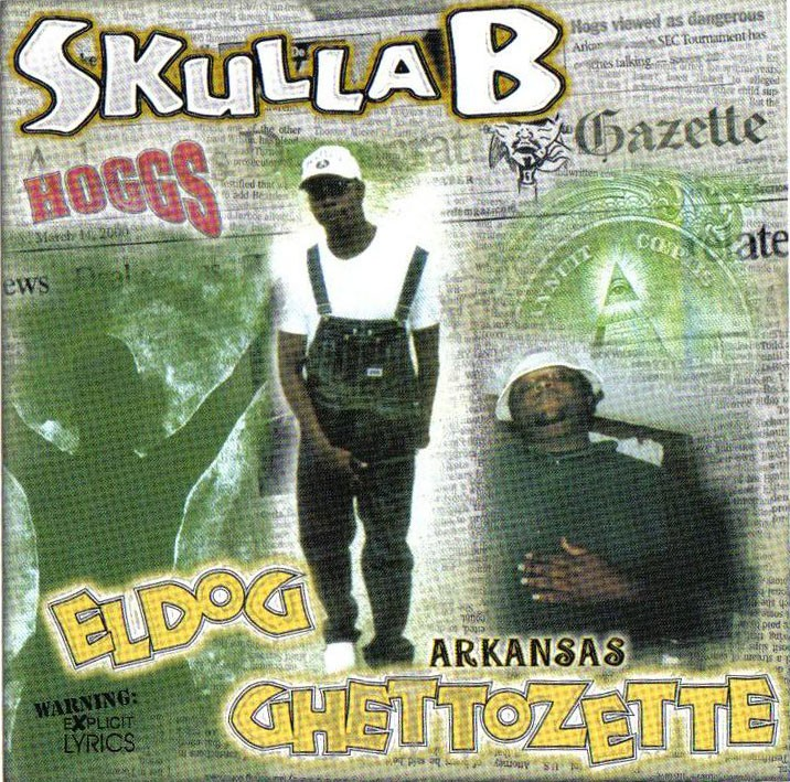 Skulla B Ghettozette Front