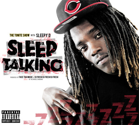 Sleepy D - The Tonite Show Sleep Talking