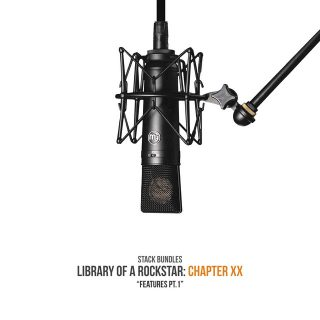 Stack Bundles - Library Of A Rockstar Chapter 20 - Features, Pt. 1