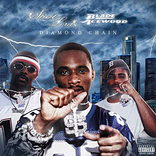 Streetlordz & Blade Icewood - Diamond Chain