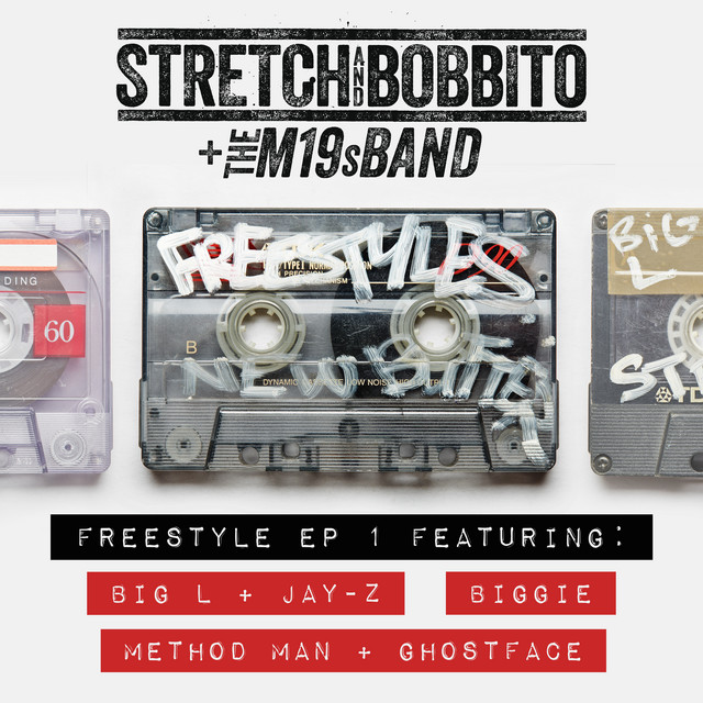 Stretch And Bobbito - Freestyle EP 1