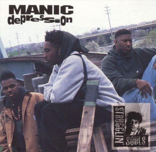 Strugglin' Souls - Manic Depression (Front)