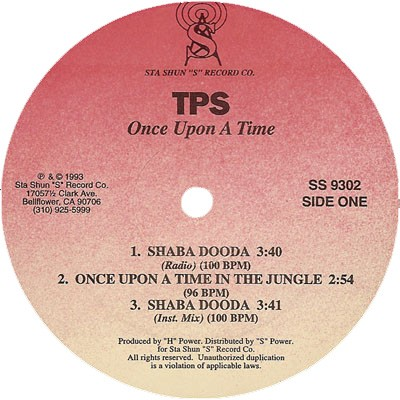 TPS - Once Upon A Time (Side One)