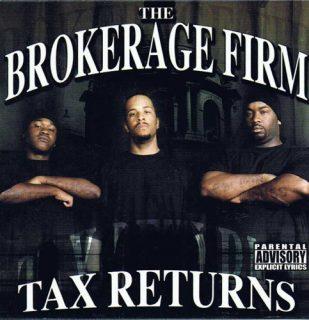The Brokerage Firm Tax Returns