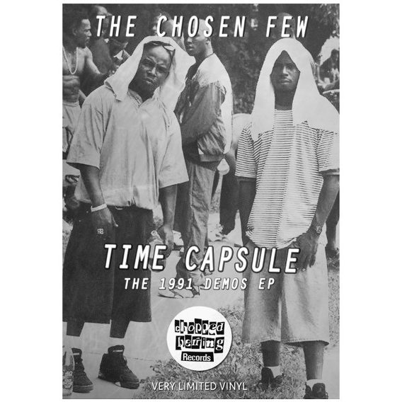 The Chosen Few - Time Capsule - The 1991 Demos EP (Outlay)