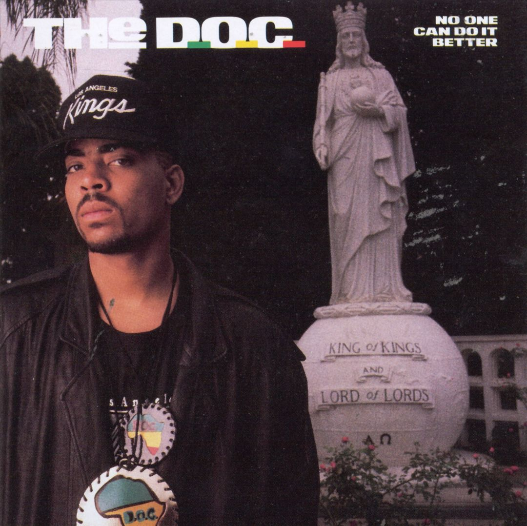 The D.O.C. - No One Can Do It Better (Front)
