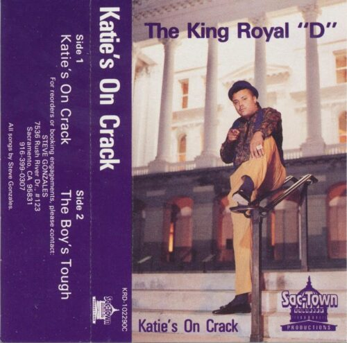 The King Royal D - Katie's On Crack