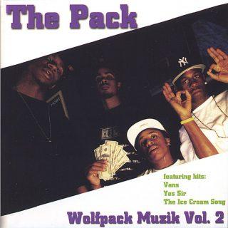 The Pack Wolfpack Muzik Vol. 2