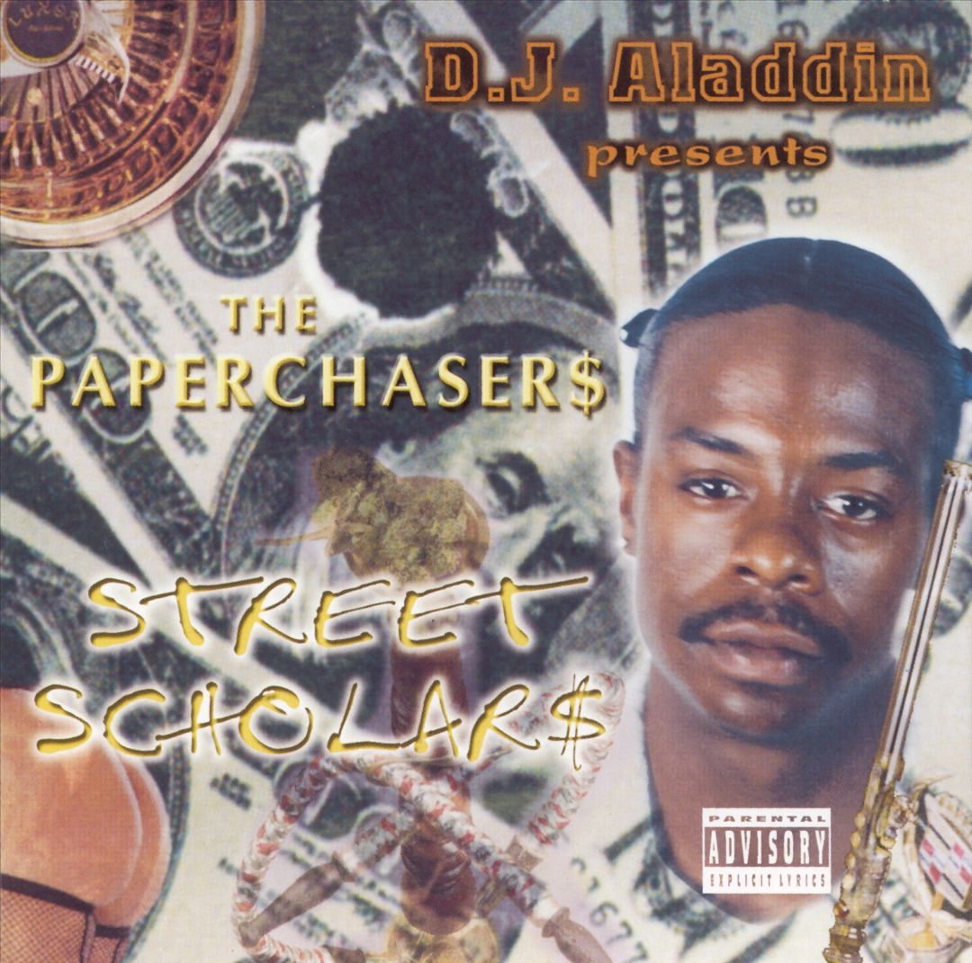 The Paperchaser$ - Street Scholars (Front)