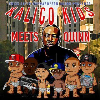 Thizz Latin Hayward & San Quinn - Kalico Kids Meets Quinn