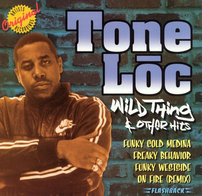 Tone Loc - Wild Thing & Other Hits (Front)
