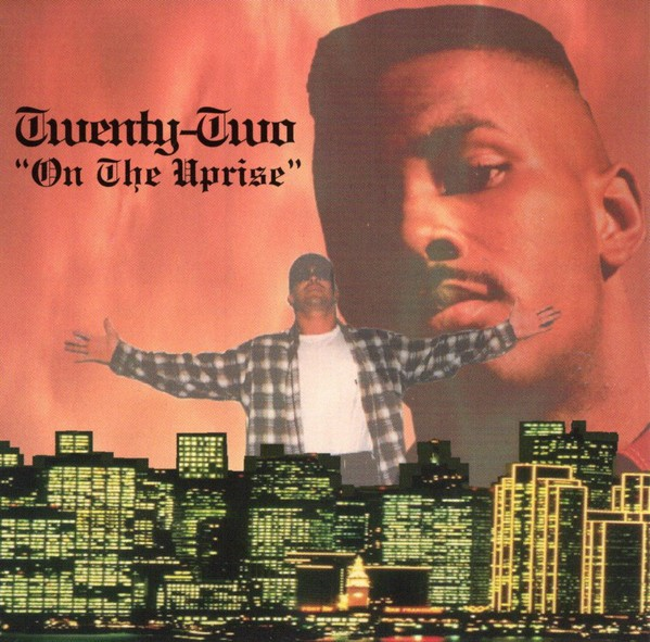 Twenty Two - On The Uprise (Front)