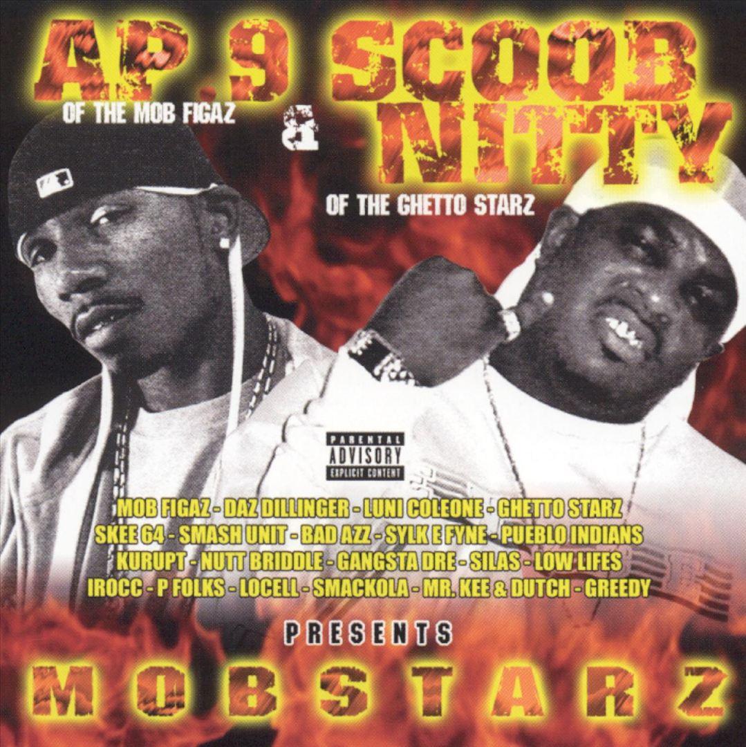 Various - AP.9 & Scoob Nitty Presents Mobstarz (Front)