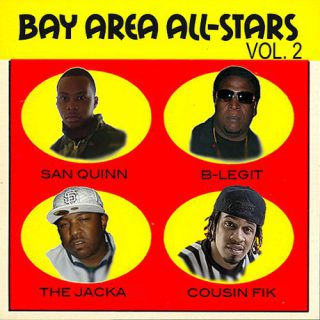 Various Bay Area All Stars Vol. 2