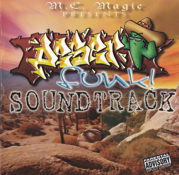Various - Desert Funk! Soundtrack (Front)