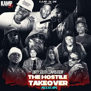 Various Dirty South Compilation The Hostile Takeover Mixxtape Mixtape