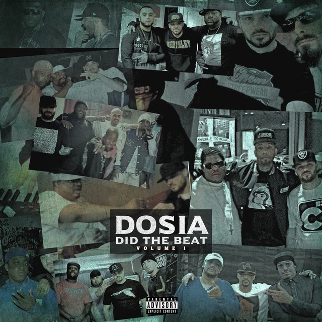 Various - Dosia Did The Beat, Volume 1