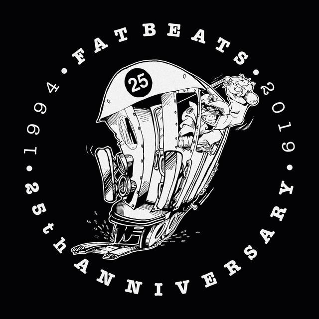 Various - Fat Beats 25th Anniversary Compilation
