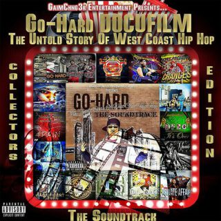 Various Go Hard Soundtrack Collectors Edition