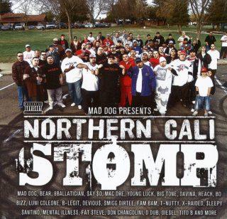 Various Mad Dog Presents Northern Cali Stomp