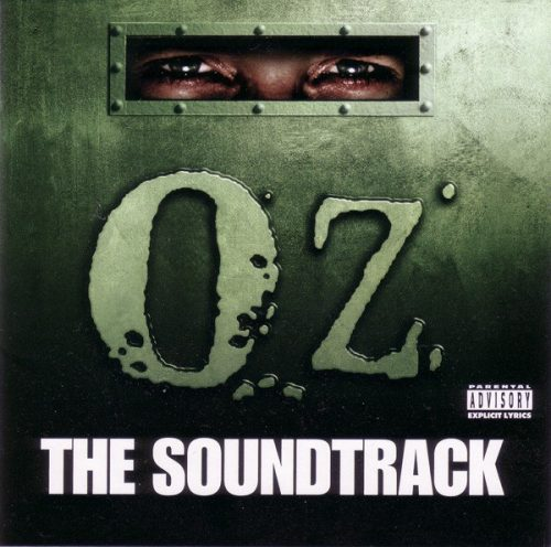 Various - OZ - The Soundtrack (Front)