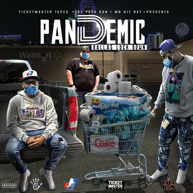 Various - Pandemic (Dallas Lock Down)