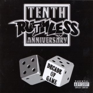 Various Ruthless Records Tenth Anniversary Compilation Decade Of Game