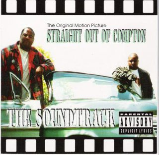 Various Straight Out Of Compton The Soundtrack