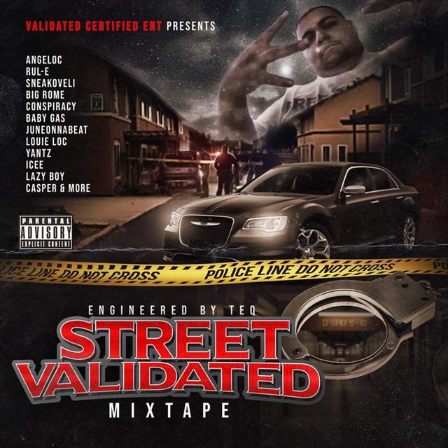 Various - Street Validated Mixtape