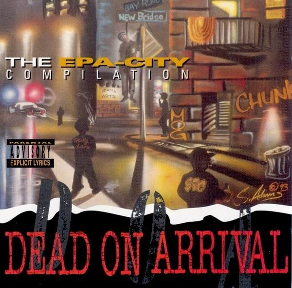 Various The EPA City Compilation Dead On Arrival