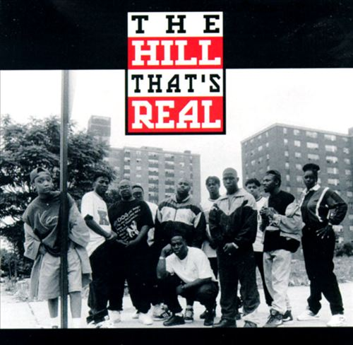 Various - The Hill That's Real (Front)