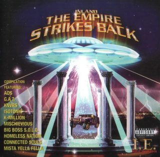 Various The Inland Empire Strikes Back Front
