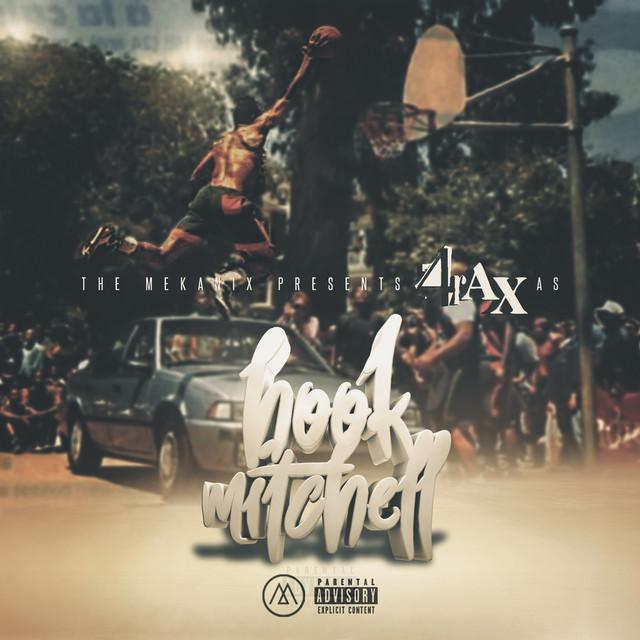 Various - The Mekanix Presents 4rAx As Hook Mitchell